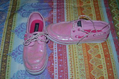 Sperry Shoes ~ Size 4 ~