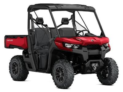 2017 Can-Am Defender XT HD10 Side x Side Utility Vehicles Honeyville, UT