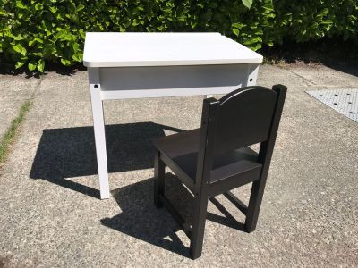 IKEA sundvik children s desk and chair (we have two of these sets)
