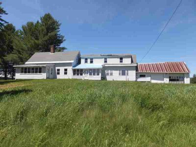 1006 Golf Links Road Colebrook, Converted farmhouse into 2