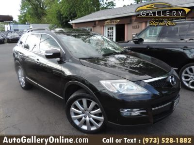 2008 Mazda CX-9 Sport (Galaxy Gray Mica)
