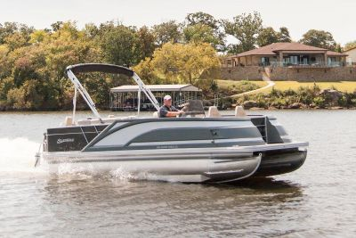 2019 Silver Wave 210 Grand Costa CC Pontoon Boats Pensacola, FL
