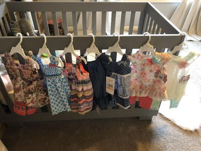 12 Month Outfits/Dresses BNWT