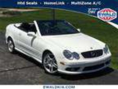 2005 Mercedes-Benz CLK CLK 55 AMG Base