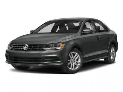 2018 Volkswagen Jetta 1.4T S (Black)