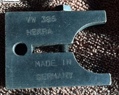 VW386 pinion clamp tool