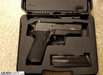 For Sale/Trade: Sig Sauer P227 SAS