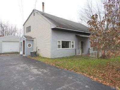 2 Bed 2 Bath Foreclosure Property in Jordan, NY 13080 - Shantz Rd