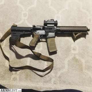 For Sale: AR15 Pistol (.223 / 5.56) Trade For???