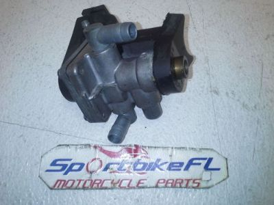 Purchase 96-03 KAWASAKI NINJA ZX7R ZX-7 ZX750 AIR VALVE SOLENOID TOP ENGINE SWITCH SENSOR motorcycle in Kissimmee, Florida, United States, for US $28.95