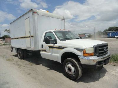 2000 Ford F-550 CUES TV Inspection Vehicle