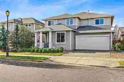 6977 Flute St SE Lacey Four BR, WOW! This is the spacious home