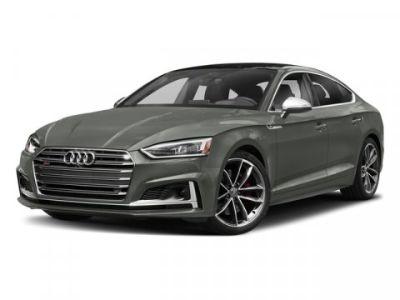 2018 Audi S5 Sportback Premium Plus (Daytona Gray Pearl Effect)