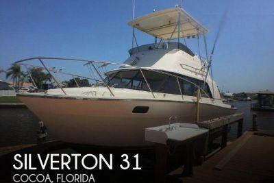 1979 Silverton 31 Convertible