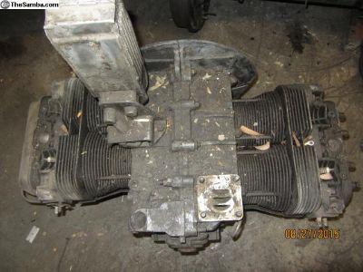 single port long block engine
