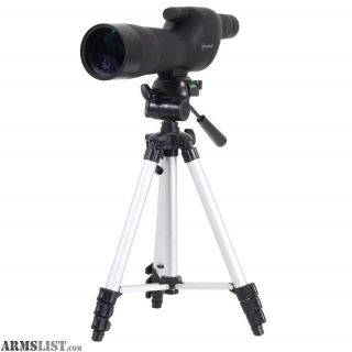 For Sale: Spotting Scope 20-60x60