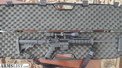 For Sale: Smith & Wesson MP AR15
