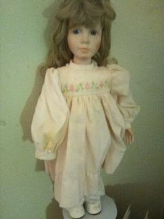 Little Sweetheart Porcelan Doll