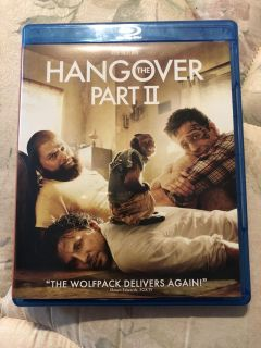 Hangover part 2 on blue ray