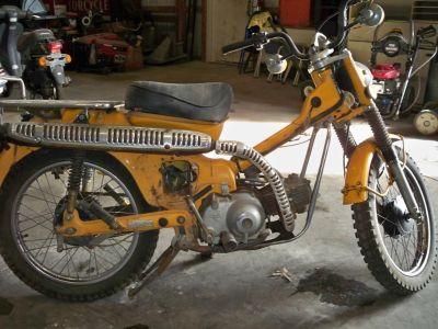 1978 Honda 1978 CT90 Collectible Other Motorcycles Herculaneum, MO