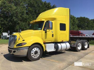 2015 International Prostar T/A Sleeper Truck Tractor