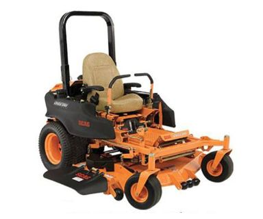 2018 SCAG Power Equipment Cheetah - 61 in. / 72 in. (SCZ61V-29CV-EFI) Commercial Mowers Lawn Mowers Francis Creek, WI