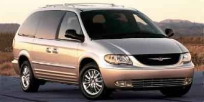 2004 Chrysler Town & Country Family Value (Midnight Blue Pearlcoat)