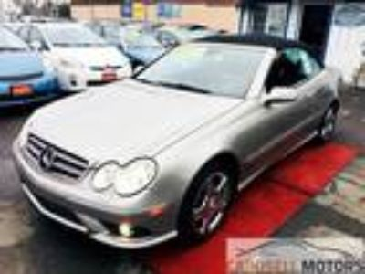 2006 Mercedes-Benz CLK CLK500 Champagne, AMG Sport Package