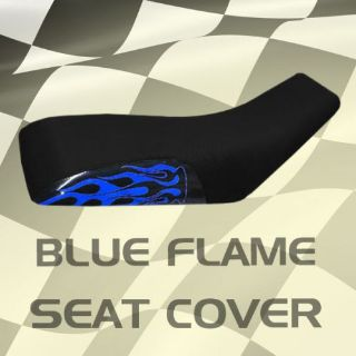 Buy Yamaha YFM 400/450 Kodiak 00-06 Blue Flame Seat Cover #juh15995 qmi8005 motorcycle in Milwaukee, Wisconsin, United States, for US $39.99