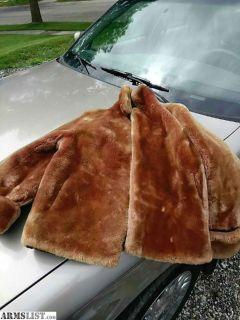 For Sale/Trade: Chinchilla fur coat