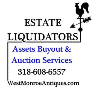Estate Auction Services West Monroe LA