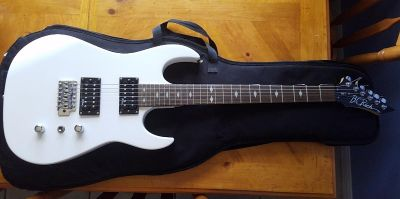 BC Rich ASM 1 Electric Guitar with extras