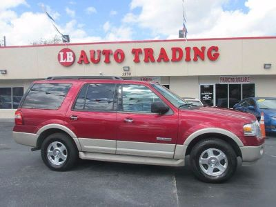 2007 Ford Expedition Eddie Bauer (Red)