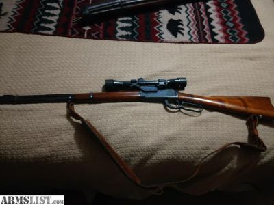 For Sale: 30/30 rifle