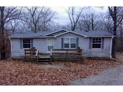 3 Bed 2 Bath Foreclosure Property in Lowry City, MO 64763 - Box 458-45