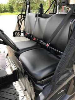 2019 Polaris Ranger Crew XP 900 Utility SxS Utility Vehicles Brazoria, TX