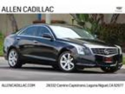 used 2013 Cadillac ATS for sale.