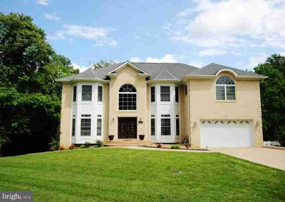 3523 McLean Ave FAIRFAX Seven BR, Custom brick-front manor home