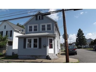 3 Bed 1.5 Bath Foreclosure Property in Wilkes Barre, PA 18705 - Helen St