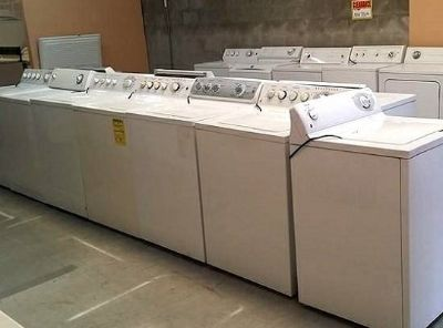 Washer and Dryer Machines