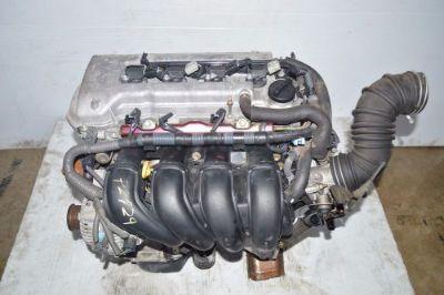 Buy 2000-2005 JDM TOYOTA CELICA MRS MATRIX COROLLA VIBE 1.8L VVTI JDM 1ZZ-FE ENGINE motorcycle in Chantilly, Virginia, United States, for US $1,389.99