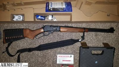 For Sale/Trade: Marlin 30-30