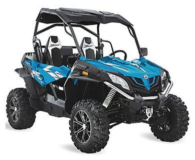 2019 CFMOTO ZForce 800 EX Sport-Utility Utility Vehicles Canton, OH