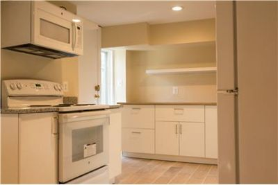 New bright spacious 1 bedroom in Mt Pleasant DC