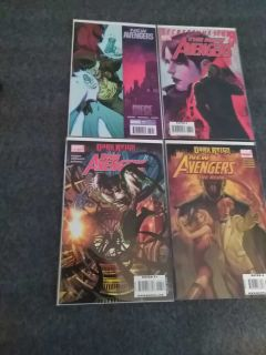 New Avengers comics $2 each