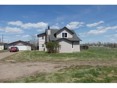 6 Bed 2 Bath Foreclosure Property in Great Falls, MT 59405 - 55th Ave S