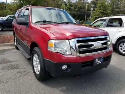 2007 Ford Expedition XLT (Red)