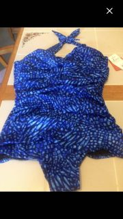 New with tags Sz 2XL (18-20)Catalina Summertime Suddenly Swim see description
