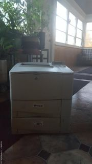 HP Double Drawer Copier