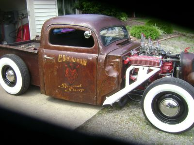 bad ass, rat rod!!